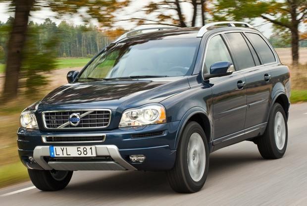 Volvo Xc90 7 Zitplaatsen