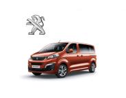 Nieuwe Peugeot Traveller